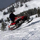 Jackson Hole Snowmobile - Snowmobile Tours