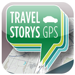 TravelStorysGPS Smartphone App - Learn facts and history while driving the Teton landscape. Great fun for kids, download to your phone today - FREE!
