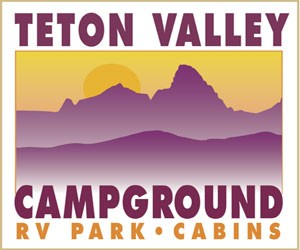 Teton Valley Campground : Set in beautiful Victor, Idaho just 30 minutes west of Jackson and close to Grand Teton & Yellowstone National Parks. Full service camprground, RV park, and cabins.