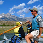 Solitude Float Trips - Teton Park Rafting