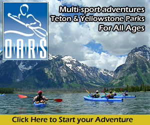 O.A.R.S. - Yellowstone & Teton multi-day adventure
