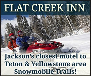 Flat Creek Inn : Jackson Lodging.