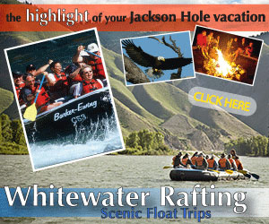 Barker-Ewing Whitewater - Rafting.