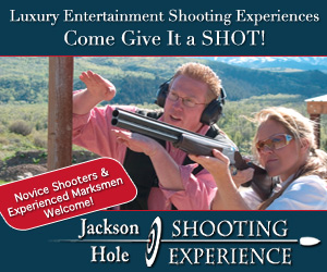Jackson Hole Shooting Experience - Luxury entertainment shooting experiences & private skill development shooting instruction for novice shooters and experienced marksmen alike!~ Come 'Give it a Shot'!