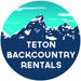 Teton Backcountry Rentals - We provide the savvy adventurer with the ultimate hiking and camping gear for rent. New this year we are renting 4x4 Toyota trucks with Pop-up campers! We rent bear spray too!