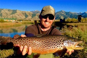 Feathered Hook - Private Fly Fishing & Cabins