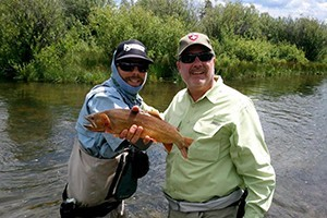 Reel Deal Anglers :: The Upper Buffalo Fork of the Snake is quite possibly one of the most exciting back-country options in the Jackson Hole region. 3 day minimum for these amazing pack trips.