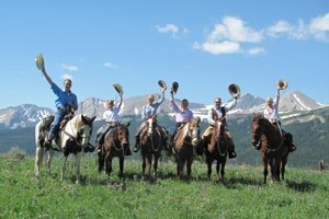 Dude Rancher's Association: Guest Ranch Lodging :: Inclusive DRA Dude and Guest Ranches are located in the most scenic areas in the west; we invite you and your family to come and make memories that will last a lifetime.