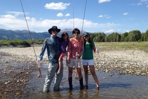 Jackson Hole Fly Fishing School :: Jackson Hole newest Fly Fishing experience! Offers Introduction to Fly Fishing class & kids Fly Fishing Outdoor Adventure Camp for all ages & abilities. Book today!