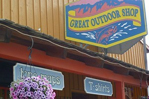 Great Outdoor Shop - everything outdoors