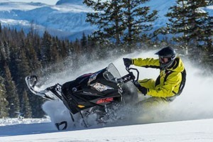 Leisure Sports Snowmobile Rentals
