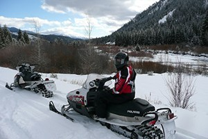 Jackson Hole Adventure Rentals: ATV Tours & Rental :: Guided ATV tours or Rent your own personal Polaris ATV or side by side Polaris Razor & explore hundreds of miles of trails in the beautiful Jackson Hole backcountry.