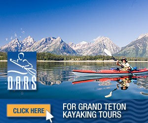 O.A.R.S. - Family adventures on Jackson Lake : Quick getaways in Grand Teton National Park featuring guided kayaking, hiking, rafting and one-of-a-kind catered camping on a pristine Grassy Island. OARS, since 1969.