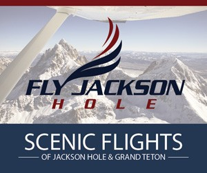Fly Jackson Hole