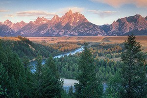 Off the Beaten Path :: Explore Yellowstone and the Tetons with a friendly, experienced naturalist guide on one of our fun and active small group adventures. Custom trips also available.