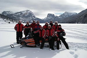 Old Faithful Snowmobile Tours :: Specializing in customized multi-day snowmobile tours to Yellowstone National Park and the Continental Divide. Over 20 years of experience with knowledgeable guides.
