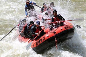 Jackson Hole Whitewater & Scenic Floats : Voted #1 rafting company by Jackson Hole locals! Enjoy an 8 mile whitewater trip through Snake River Canyon, or a 13 mile scenic float trip. Book online, walk-ups welcome!