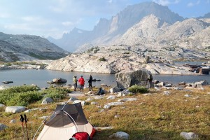Wildland Trekking - guided Wind River trips