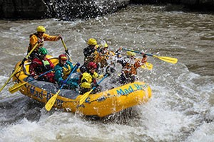 Mad River Scenic & Whitewater Boat Trips