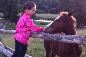 Spotted Horse Ranch - book early, save 15% :: 3 to 7-day all-inclusive adventures include cabin lodging, fly fishing, horseback riding, hiking, dining and more. Riverfront location near Jackson Hole. Super reviews.