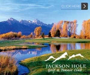 Jackson Hole Golf and Tennis : Public Welcome. Challenge yourself on this Robert Trent Jones, Jr. course featuring dramatic Teton views, local wildlife, full service pro shop, & dining at the North Grille.