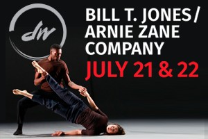 Bill T. Jones brings World Premiere to Jackson  :: Dancers' Workshop presents MacArthur Genius Award & National Medal of Arts recipient Bill T. Jones and company in World Premiere of Analogy/Ambros: The Emigrant, July 21-22.