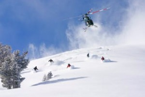 Heli Skiing Pkgs: Teton Lodge & Spa