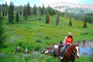 Green River & Bridger-Teton Outfitters :: Over 25 years of outfitting experience ensures you'll have the adventure of a lifetime! Horseback riding, horsepack trips, guided fishing, hunting guides & snowmobiling await!