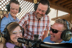 Jackson Hole Shooting Experience: Western Fun!