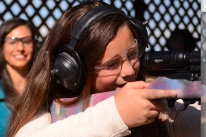 Jackson Hole Shooting Experience: Entertainment :: Western-style luxury entertainment and fun for the whole family!  Kids of all ages can learn to shoot a variety of guns, and learn to throw knives and tomahawks.