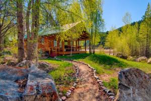Budges' Slide Lake Cabins