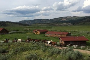 Darwin Ranch: Wilderness Guest Ranch :: One of the most remote ranches in the lower 48, featuring rustic cabins, comfy beds, wood-burning stoves, farm-to-table dining, stunning horseback rides, hikes & fishing.