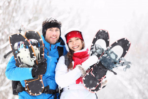 EcoTour Adventures: Wildlife, Snowshoe or XC Ski :: Voted By Trip Advisor: Top Ten Wildlife Tours of the World!  Book today for best availability.   Binoculars, scopes, snowshoeing gear, snacks, custom vehicles,  and guide.