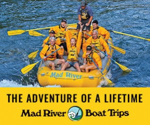 Mad River Family Raft Trips and Packages