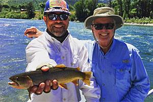 Guys, Gals, Kids - We Help Them All Catch Fish