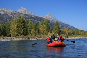 Black Dog Raft Company :: 13 mile scenic float trip on the Snake River. Perfect float for all ages- hotel pick-up, great food, and excellent guides! Use code, Alltrips10, for 10% off! Book today!