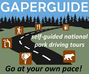GaperGuide: GPS Enabled Tour Guide : See the parks at your own pace, in your own car. You decide where you want to go and what you want to see, and the Guide automatically tells you all about it. Simple!