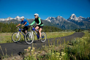 Teton Mountain Bike Tours and Rentals - all ages