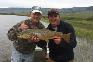Reel Deal Anglers - specialize in Pinedale area