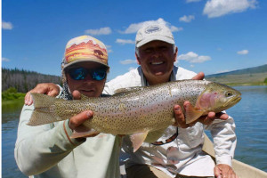 Best of The West Fishing & Lodging Package!