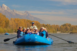 Teton Expeditions Scenic Floats