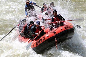 Jackson Hole Whitewater Adventure Packages