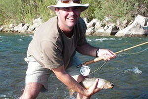 Jackson Hole Fly Fishing Trips - on Salt River :: Orvis endorsed guide with over 25 years of professional experience! Service ensures an unforgettable experience. Great for the avid or beginner fisherman, kids, and families.