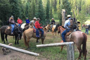 Wildman Horseback & Fishing Adventures :: Spend a few days with us camping, riding, fishing, & enjoying some of the world's most exclusive outdoor settings. 3-4 day horseback vacations, 6-8 people per trip.