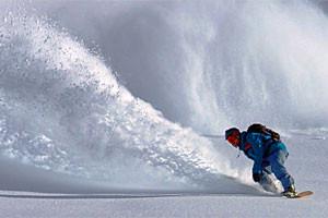 Flat Creek Inn - Ski/Snowboard & Lodging special