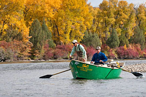 Teton Valley Lodge - angling packages