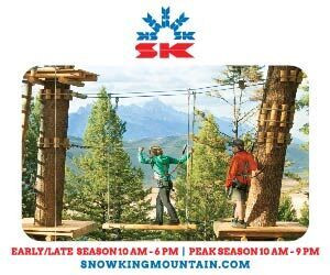 Snow King Mountain : Summer Fun Central