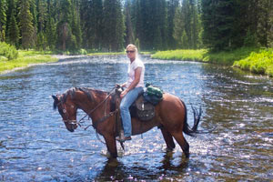 Beard Mountain Ranch - Teton Trail Rides