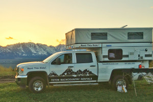 Teton Backcountry Rentals - Truck & Camper Rental