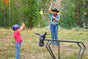 Teton Wagon Train & Horse Adventures - fun 4 kids